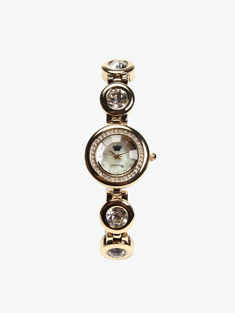 链条手表怎么戴图解