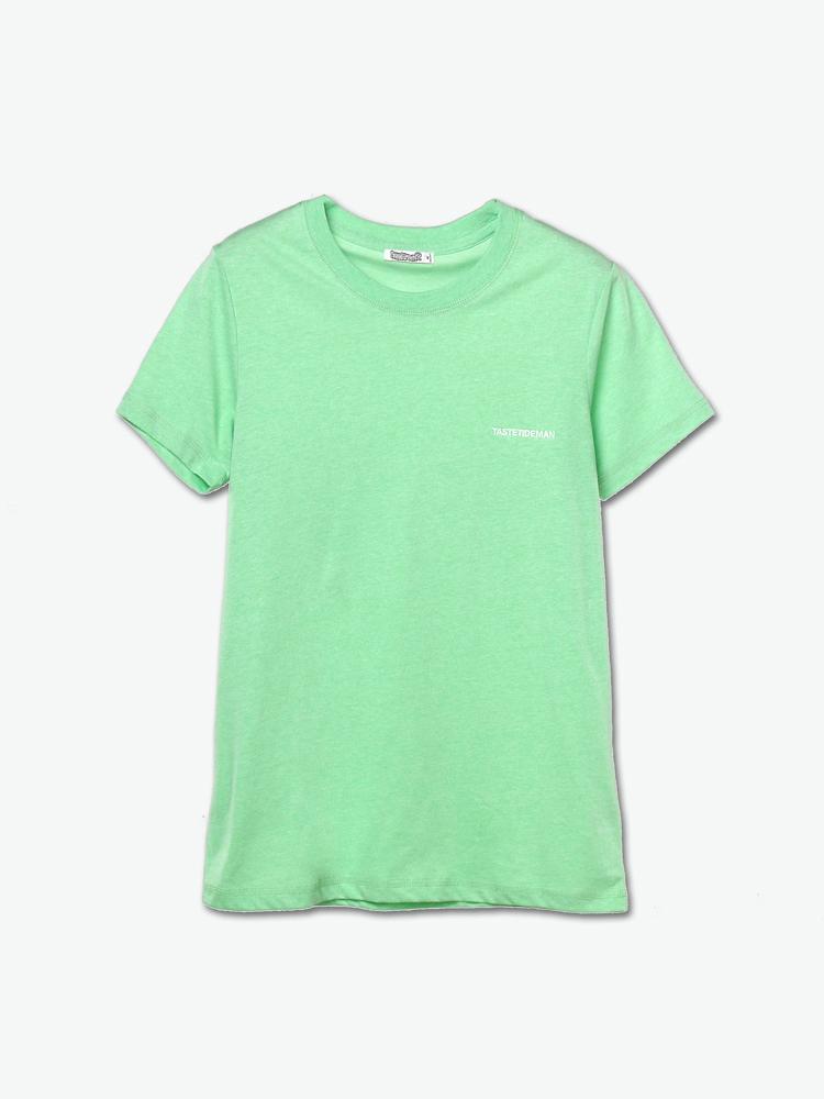 vaakav哇咔经典纯色短袖t恤