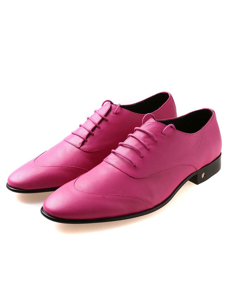 versace 皮鞋