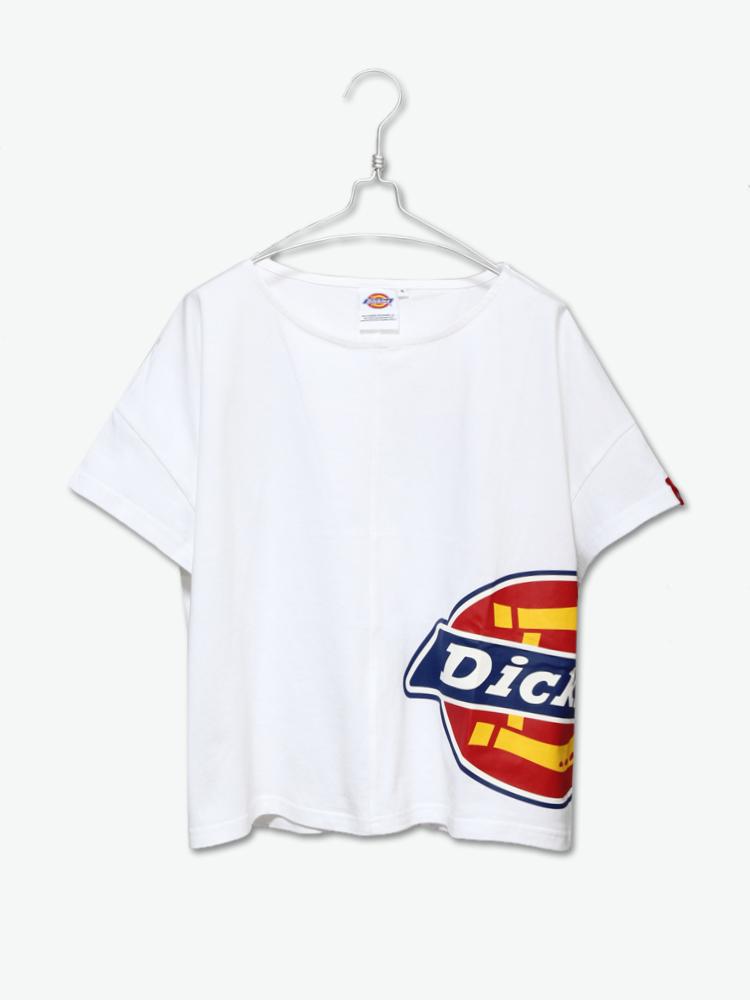 dickies logo印花t恤图片