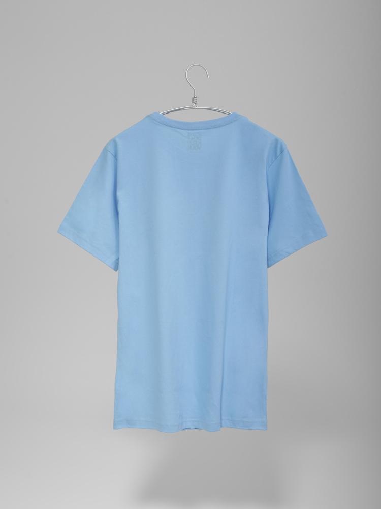 个性手绘图案短袖t恤