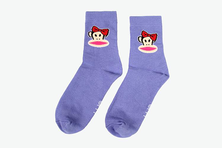 动物造型袜子图片