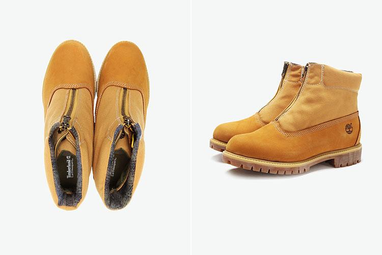 男士靴子鞋带系法图解