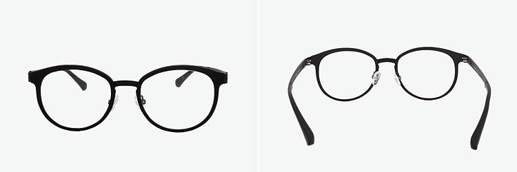 可爱简笔画眼镜