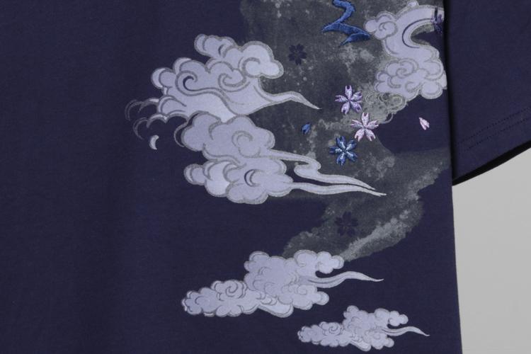 日式云朵矢量图